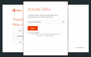 activator microsoft office 365