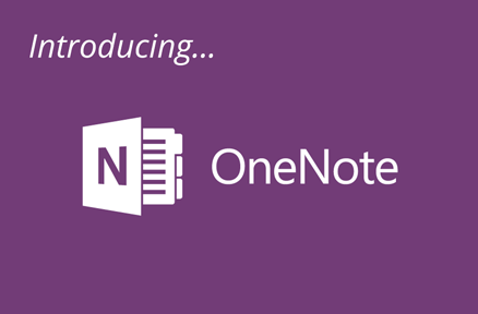 Introducing OneNote