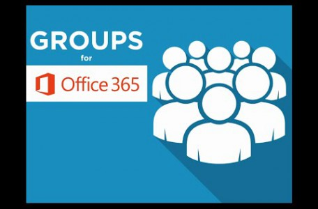 Groups for Office 365
